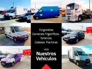 Alquiler de furgonetas en Mengíbar
