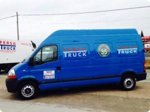 alquiler de furgonetas en Linares
