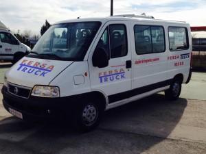Alquiler de furgonetas en La Higuera