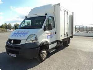 Alquiler de furgonetas en Marmolejo