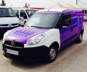 Alquiler de furgonetas en Valenzuela