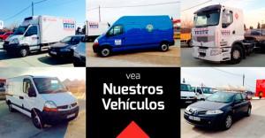 Alquiler de furgonetas en Andújar